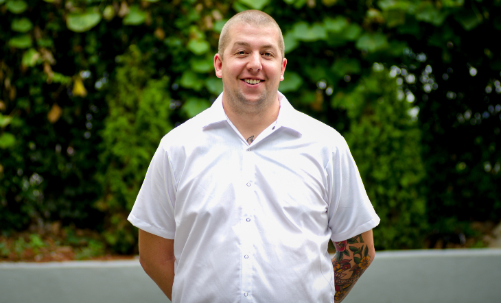 Chef/Owner Chris McDade