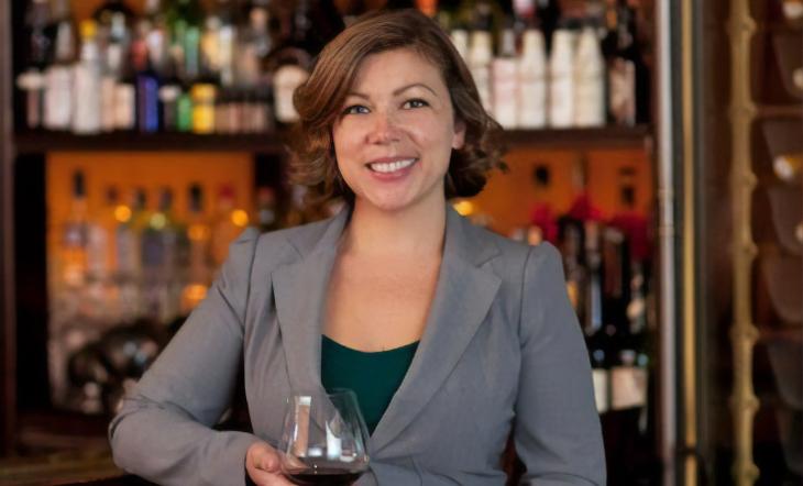Director of Beverage Programs Natalie Grindstaff