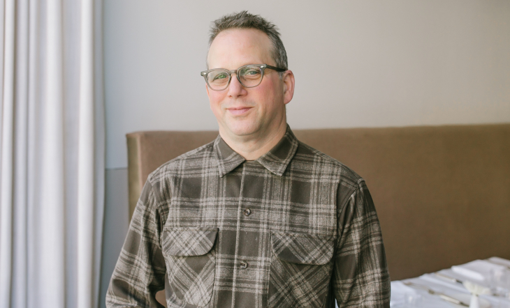 Executive Chef/Partner Paul Kahan (Photo: Wes Taylor)