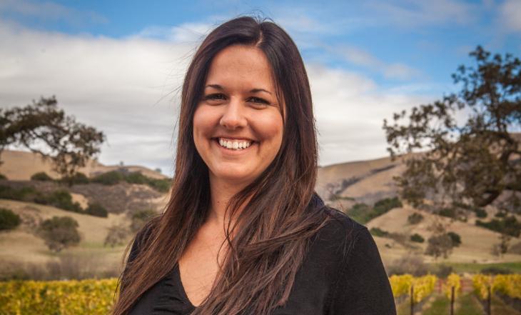 Winemaker Kristin Bryden
