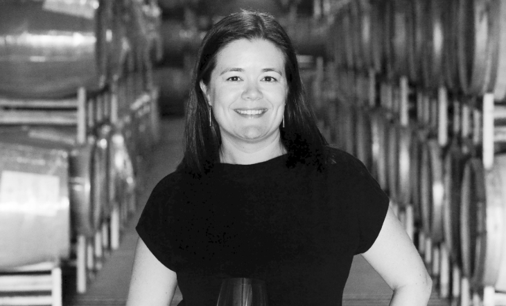 Winemaker Stacy Vogel (Photo: Lauren Carpenter)