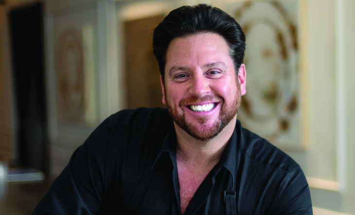 Scott Conant (Photo: Ken Goodman)