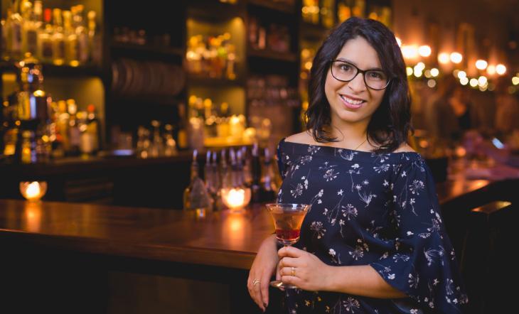 Food Writer Sabrina Medora