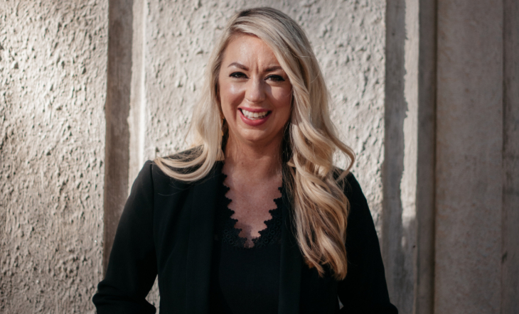 General Manager/Wine Director Heather Mitchell