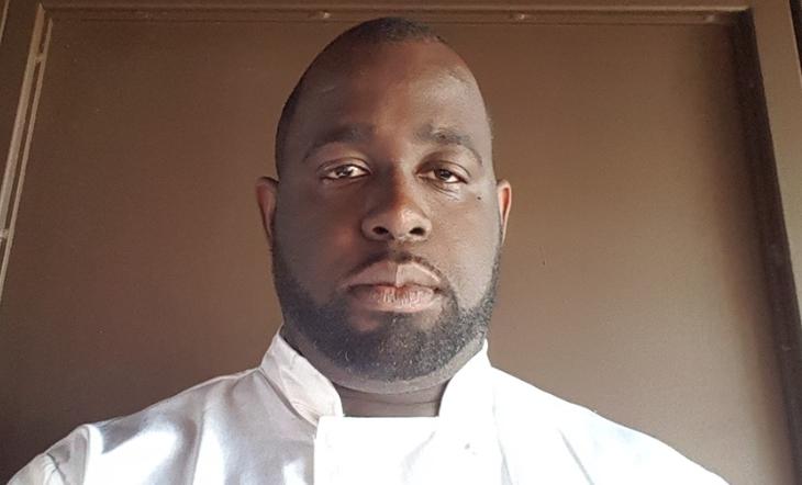 Pastry Chef Anslem Allette