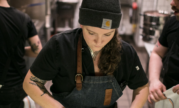 Chef/Partner Sarah Welch