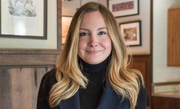 Associate Director of Wine Jenni Guizio (Photo: Liz Clayman)