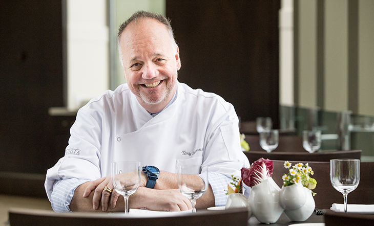 James Beard Award Winner Tony Mantuano (Photo: Spiaggia)