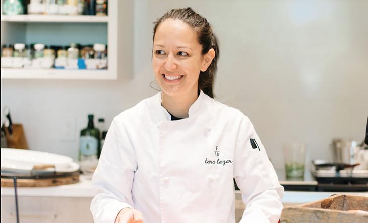 Chef/Owner Tara Lazar