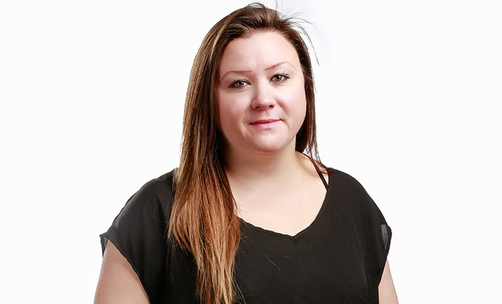 Nicole Brisson (Photo: Eugene Dela Cruz)