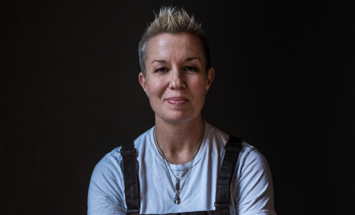 Elizabeth Falkner (Photo: Cresta Kruker)