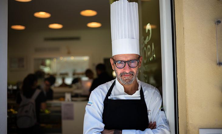 Pastry Chef Simone De Castro