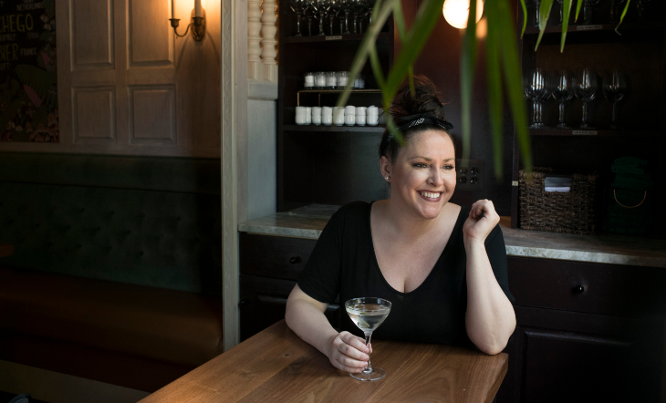 Executive Chef/Owner Kate Williams (Photo: Brittany Greeson)