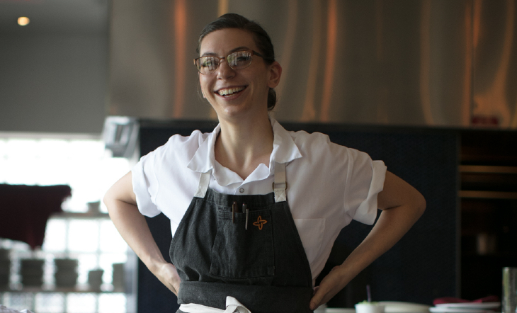 Chef/Owner Justine MacNeil (Photo: Neal Santos)