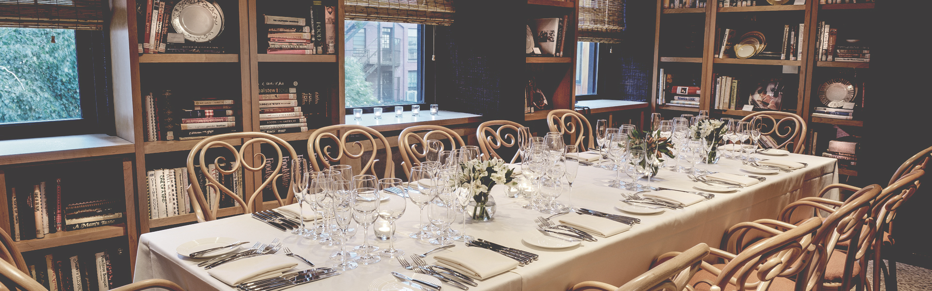 private dining james beard foundation