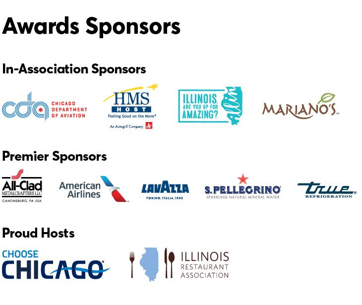 For The Full List Of 2017 Awards Sponsors James Beard Foundations