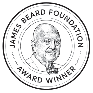 James Beard Foundation official seal