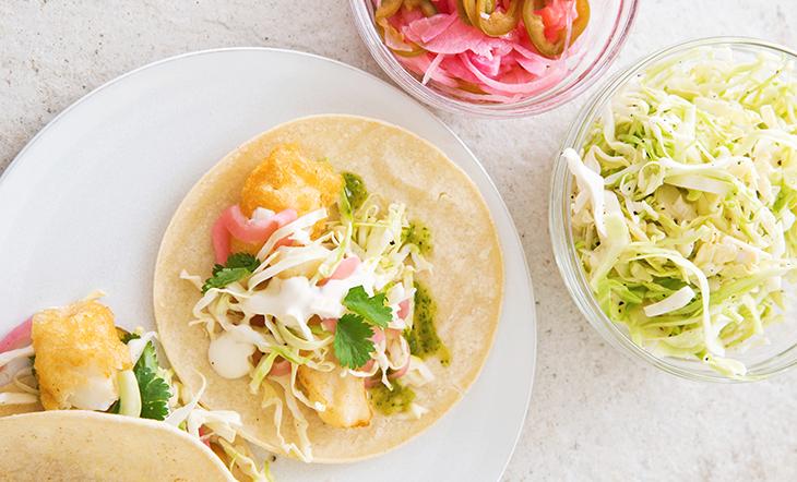 California fish tacos recipe james beard foundation for California fish tacos