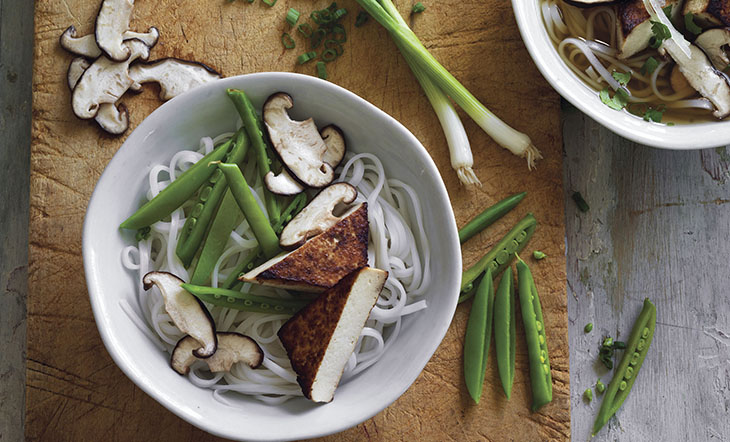 Quick Vegetarian Pho Recipe James Beard Foundation